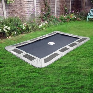 10ft x 6ft in ground trampoline