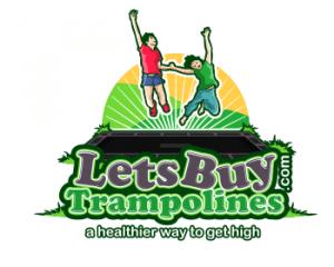 LetsBuy Trampolines Logo