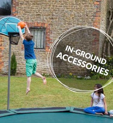 In Ground Trampoline Accessories