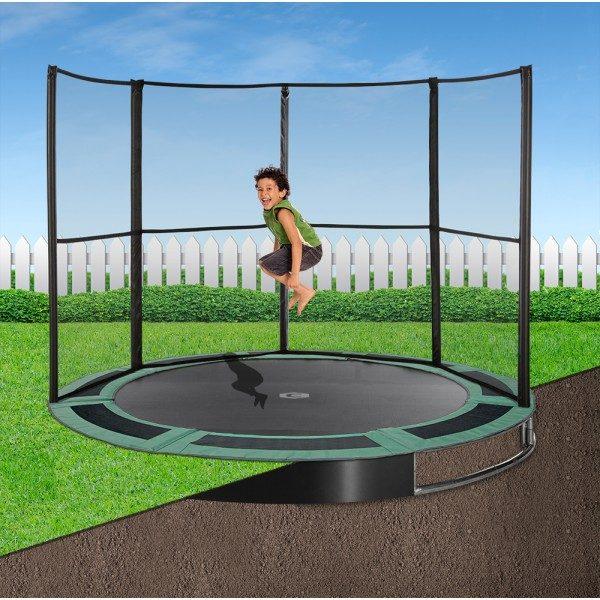 Trampoline Safety Enclosure - Half
